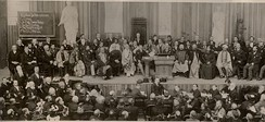 1893 World Parliament of Religions in Chicago