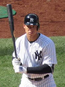 Judge with the New York Yankees in 2018
