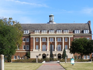 Florida A&M University's Lee Hall Auditorium[36]