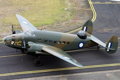 Hudson Mk III at Point Cook (2008).