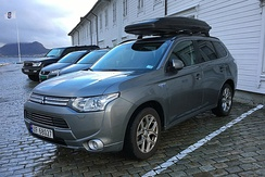 The Mitsubishi Outlander P-HEV is the world's all-time best selling plug-in hybrid, with 200,000 units sold worldwide by April 2019.[1]