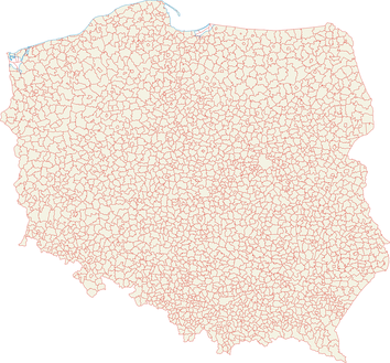 Division of Poland into gminy