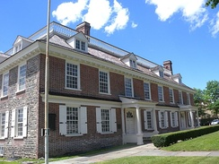 Philipse Manor Hall in Yonkers