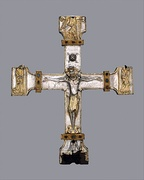 Spanish Processional Cross, late 11th – early 12th century, Asturias