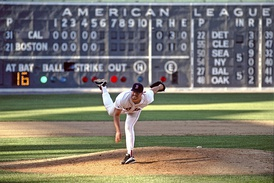 Roger Clemens is the club's all-time strikeout (2,590), wins (192), and shutouts (38) leader