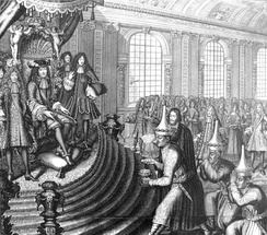 The Siamese embassy to Louis XIV, led by Kosa Pan in 1686, was a result of the missionary efforts of the Paris Foreign Missions Society.