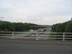 A15/M180/A180 Barnetby Top Interchange