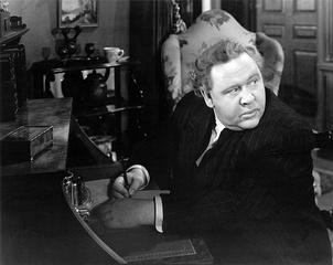 Charles Laughton in The Suspect