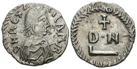 Fifty-denarii coin of Gelimer