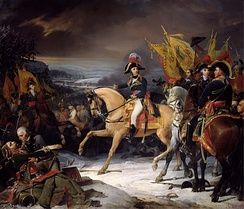 General Moreau at the Battle of Hohenlinden