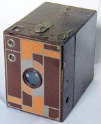 """Beau Brownie"" camera, Walter Dorwin Teague 1930 design for Eastman Kodak"