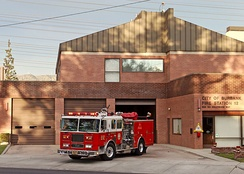 Burbank Fire Station 12