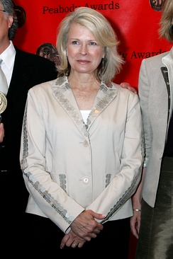 Bergen at the 65th Annual Peabody Awards in New York City, 2006