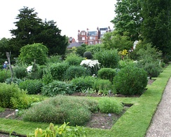 The Chelsea Physic Garden was established in 1673