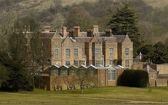 Chequers Court, the prime minister's official country home