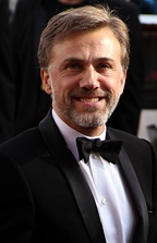 Christoph Waltz won twice for his roles in Inglourious Basterds (2009) and Django Unchained (2012).