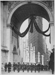 The 1918 Victory Arch