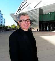 Daniel Libeskind won the 2002 competition to develop a master plan for the World Trade Center's redevelopment.
