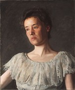 Thomas Eakins, Miss Alice Kurtz, 1903