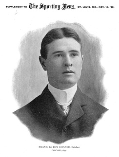 Chance circa 1899 from The Sporting News