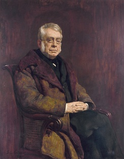 George Biddell Airy (John Collier, 1883)