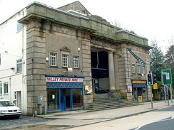 Hebden Bridge Picture House.
