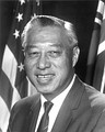 Hiram Fong(October 15, 1906 – August 18, 2004), first Chinese-American and Asian-American elected United States Senator