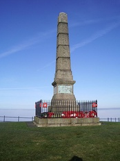 Hyde Cenotaph on Werneth Low
