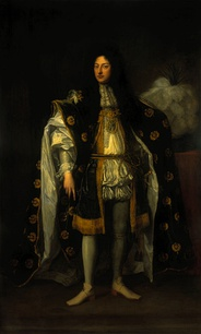 John Drummond, 1st Earl of Melfort in 1688; originator of the 'revived' Order