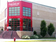 The new addition to the historic building which houses the Michigan Firehouse Museum was completed in the summer of 2002.