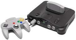 The N64 used cartridges when most home consoles had shifted to CD-ROMs.
