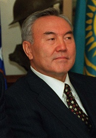 Nursultan Nazarbayev became leader of the Kazakh SSR in 1989 and later led Kazakhstan to independence.