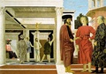 Flagellation of Christ by Piero della Francesca