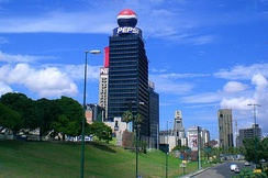 Headquarters of Pepsi-Cola Venezuela (ES)