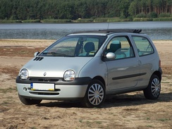 Renault Twingo popularized the city car in Europe from 1992. Six years later, most of its rivals began to enter the city car market.