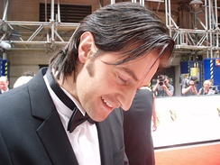 Richard Armitage attending the British Academy Television Awards in 2007.