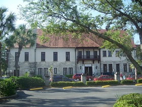 Government House, St. Augustine, Florida (1937)