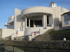 Tate St Ives opened in 1993.