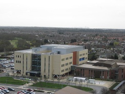 The Garrett Anderson Centre, Ipswich Hospital