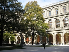 The University of Vienna's main building