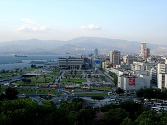 İzmir, the third metropolis of Turkey after Istanbul and Ankara