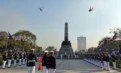 Commemoration of 119th Philippine Independence Day at Rizal Park
