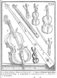 Kit violin and other violins