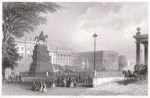 The University of Berlin in 1850