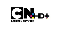 Cartoon Network HD+'s Logo, Since April 15, 2018