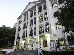 Centre for Human Science of the Federal University of the State of Rio de Janeiro