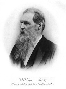 Edward Tylor, an anthropologist who used the term magic in reference to sympathetic magic, an idea that he associated with his concept of animism