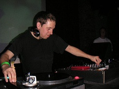 "English disc jockey Gilles Peterson invented the term ""acid jazz""."