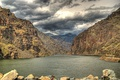Hells Canyon of the Snake River between Idaho and Oregon