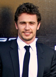 Franco at the Spider-Man 3 premiere, April 2007